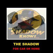 THE SHADOW. 291 OLD TIME RADIO SHOWS (INCLUDES 'LOST' EPISODES) FOR CAR OR HOME!