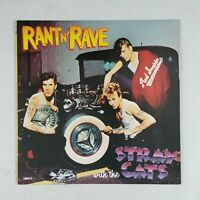 THE STRAY CATS Rant n' Rave R173486 LP Vinyl VG++ Cover VG++ Sleeve