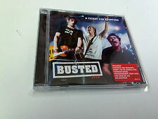"BUSTED ""A TICKET FOR EVERYONE BUSTED LIVE"" CD 11 TRACKS"