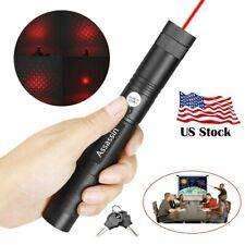 900Miles 650nm Red Laser Pointer Pen 18650 Astronomy Torch Lazer Star Beam Light