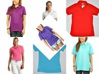 Women's PUMA Golf Duo-Swing Mesh Polo Shirt - $65-$70 MSRP