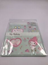 Sanrio Japan: My Melody Letter Set (E5)