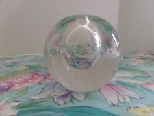 """Clear Glass Paperweight~""""Ball 34;"""