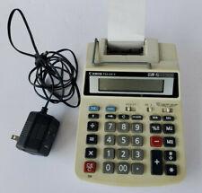 Canon P23-Dh Ii Mini Desktop Adding Business Machine Printing Calculator 2 Color