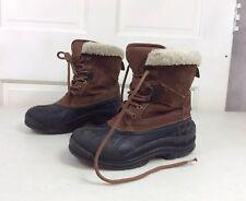 KAMIK Acadia Winter Snow Boots Waterproof Women's 8
