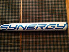 *RARE* USED Easton SYNERGY Speed SRV4B Fastpitch Softball Bat 34/24 (-10) ASA