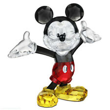SWAROVSKI #1118830 DISNEY MICKEY MOUSE BRAND NIB CUTE COLOR SAVE$$ FREE SHIPPING