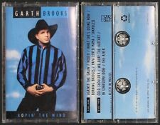 Garth Brooks Ropin' The Wind NEW SEALED 1991 Cassette Tape Liberty C4 596330
