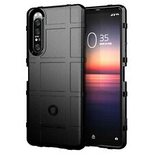For Sony Xperia 1 10 II 2020 Shockproof Case Rugged Shield Soft Armor Back Cover