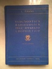 DIAGNOSTICA RADIOLOGICA DELL'APPARATO UROPOIETICO TURANO 1948
