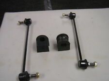 RENAULT TRAFIC VAUXHALL VIVARO DI DCI DTI 2 FRONT ANTI ROLL BAR LINKS BUSHES