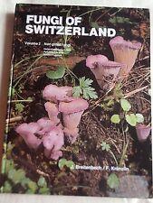 Fungi of Switzerland - Vol 2 Non gilled fungi  - J. Breitenbach/ F. Kranzlin