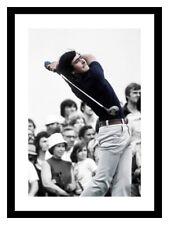 More details for seve ballesteros golf legend spot colour photo memorabilia