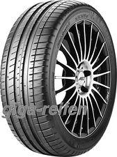2x Sommerreifen Michelin Pilot Sport 3 245/40 ZR18 97Y XL BSW mit FSL GRNX AO