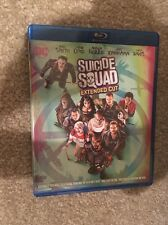 Suicide Squad Bluray(Theatrical Version)1 Disc Set( No Digital HD) Ready To Ship