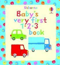 Baby's Very First Book of 123 by Jenny Tyler (Board book, 2009)