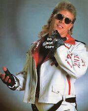 WWE PHOTO SHAWN MICHAELS WRESTLING 8x10 PROMO WWF SEXY BOY HBK
