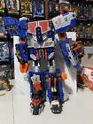 Transformers Energon Supreme Class Omega Sentinel Hasbro 2004 INCOMPLETE