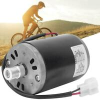 220V 150W Permanent Magnet DC Brush Electric Motor Chain Wheel for Ebike Scooter