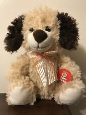 Homerbest Puppy Plush Dog Stuffed Animal For All Ages Preowned With Tags