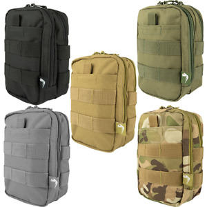 Viper Splitter MOLLE Admin Utility Pouch Tactical Military Airsoft Webbing