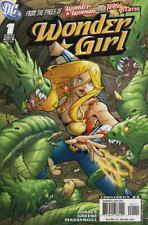 Wonder Girl #6 `08 Torres// Greene NM