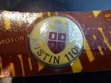 AUSTIN 1100 Original 1960's Quality Gear Lever Badge Key Fob Bonnet NOS