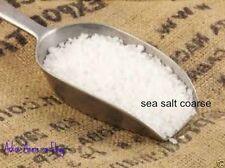 SEA SALT Top selling COARSE GRADE 25 Lb