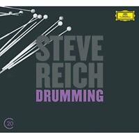 Steve Reich and Musicians - Reich: Drumming; Six Pianos; Music for [CD]