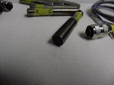 Batch of 6 Banner M12 Series M12PRQ8 Proximity Sensor