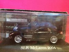 SUPERBE MERCEDES-BENZ SLR MCLAREN 2004 NEUF EN BOITE SOUS BLISTER ech 1/43 E5