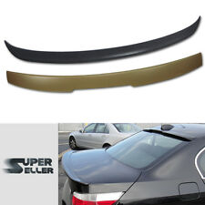 COMBO BMW E60 5 SERIES A TYPE REAR ROOF + BOOT TRUNK SPOILER 04-10 545i 550i ABS
