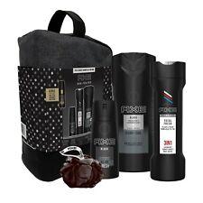 AXE 6-Pc Black Total Fresh Shower Gift Set with BONUS Trial Deo Body Spray