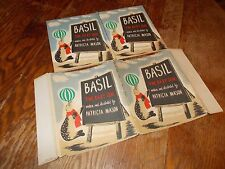 Vintage Children's Book Basil The Baby Seal by Patricia Mason (HB 1947) 1st Ed.