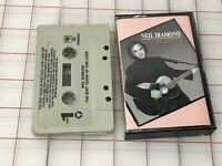 Neil Diamond The Best Years of Our Lives 1988 CBS Cassette tested