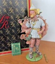 Duncan Royale~1986 Odin Figurine~History of Santa Ii Statue~Original Box~1605