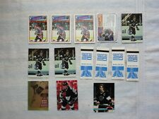 Wayne Gretzky Lot of 14 in EXMT-MT
