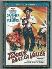 DVD - TERREUR DANS LA VALLEE (STEWART GRANGER) WESTERN INTROUVABLE !!!