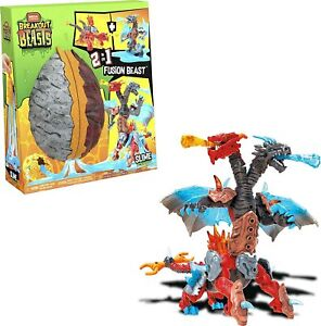 Breakout Beasts Slime 2in1 Fusion Beast Construction Set
