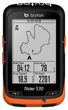 BRAND NEW BRYTON RIDER 530 CYCLING COMPUTER GPS SPEED ANT+ BLUETOOTH CYCLO