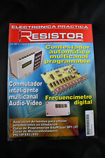 Revista Electronica Practica RESISTOR nº 208   Año 2005