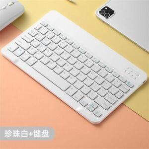 Spanish Arabic Korean Keyboard Bluetooth 5.0 Mouse For Ipad Samsung Tablet