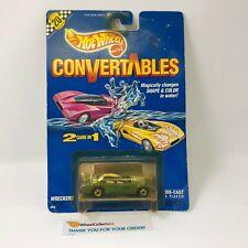 #3  Fab Cab * Hot Wheels 1990 Convertibles * WD5