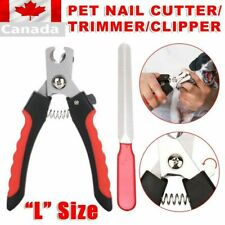 Pat Dog Puppy Professional Dog Nail Clippers Pet Care Nail Clipper + Nail File