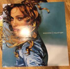 Madonna Ray Of Light Promo Record Company Poster In-Store Promo Rare