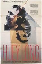 HUEY LONG Movie POSTER 27x40