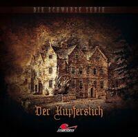 M.R. JAMES - SCHWARZE SERIE-DER KUPFERSTICH FOLGE 9   CD NEW