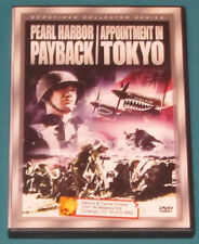 Pearl Harbor Payback/Appointment in Tokyo (DVD, 2001), Plays Worldwide