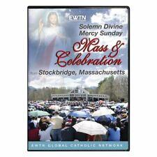 SOLEMN DIVINE MERCY SUNDAY * STOCKBRIDGE MASSACHUSETTS:  AN EWTN DVD