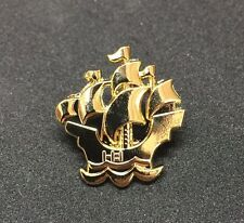 BLUE PETER GOLD STYLE ENAMEL PIN BADGE | KIDS CHILDREN TV RETRO | RARE | CHARITY